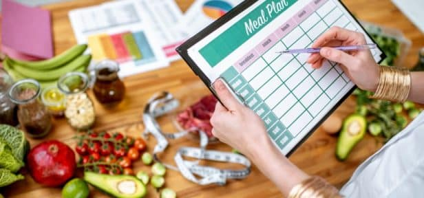 Nutrition Coaching and Meal Planning