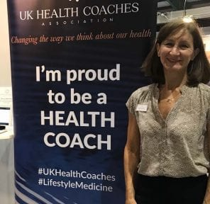 Simone Gilbert UK Health Coaches Association